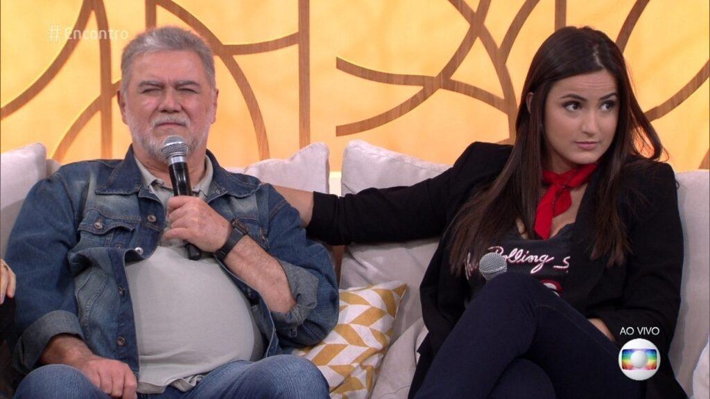 Mari Palma e Luiz Palma